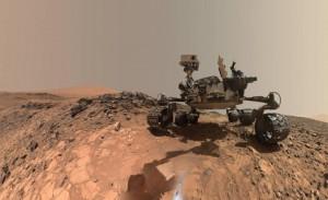 Марсоход. Фотоархив NASA