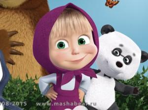 """Героиня мультфильма """"Маша и Медведь"""": задорная, милая, гиперактиваня, несокрушимая. Раса - человек. Фото: kinopoisk.ru"""