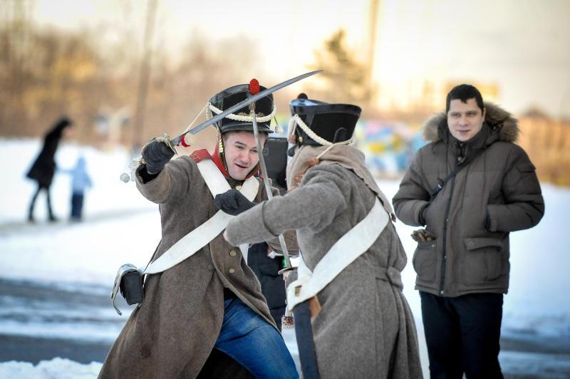 Реконструкция Отечественной войны 1812 года пройдет в Афмнеево