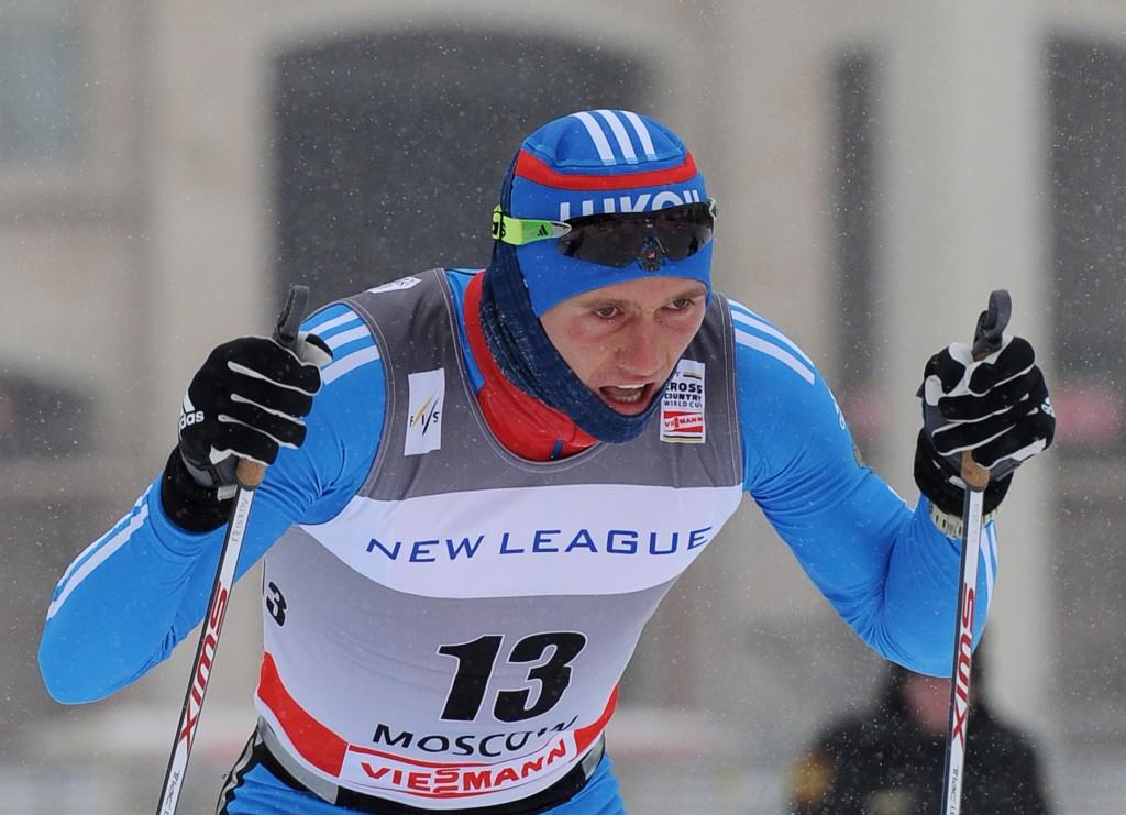 Московский лыжник Никита Крюков выиграл спринт на Кубке мира в Стокгольме