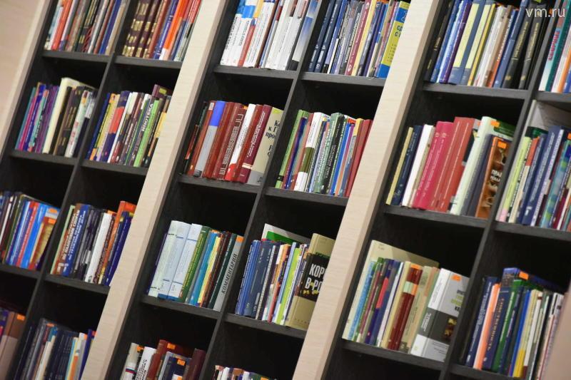 В московских библиотеках откроются кафе