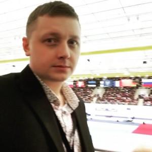 Сотрудник Союза конькобежцев России Илья Татаркин. Фото: ВКонтакте