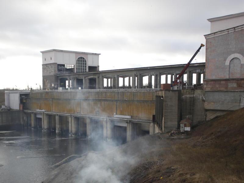 Модернизация плотин в поселении Рязановское приостановлена из-за погоды