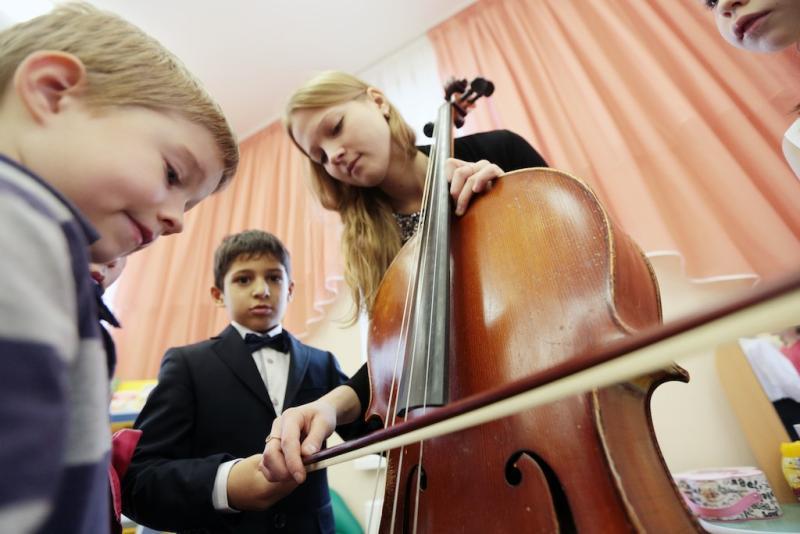 Для юных музыкантов проведут викторину по творчеству Моцарта и Прокофьева