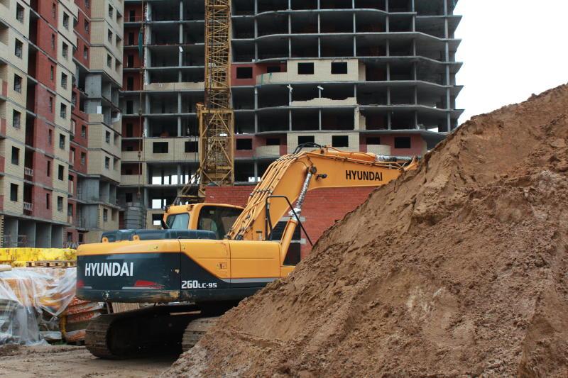 Часть жилья для обманутых дольщиков в Щербинке введут в строй в феврале