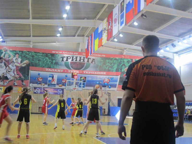 В Марушкинском проведут окружной турнир по баскетболу для школьников
