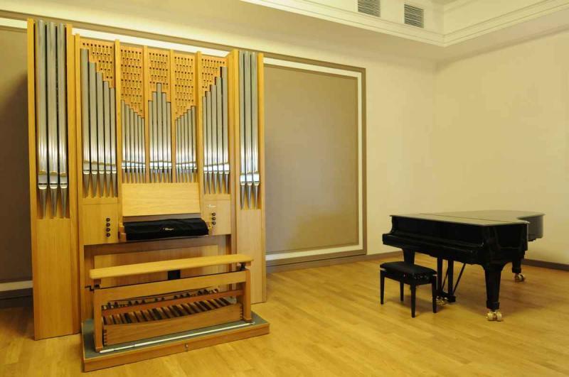 Бах в органном исполнении прозвучит для жителей Новой Москвы