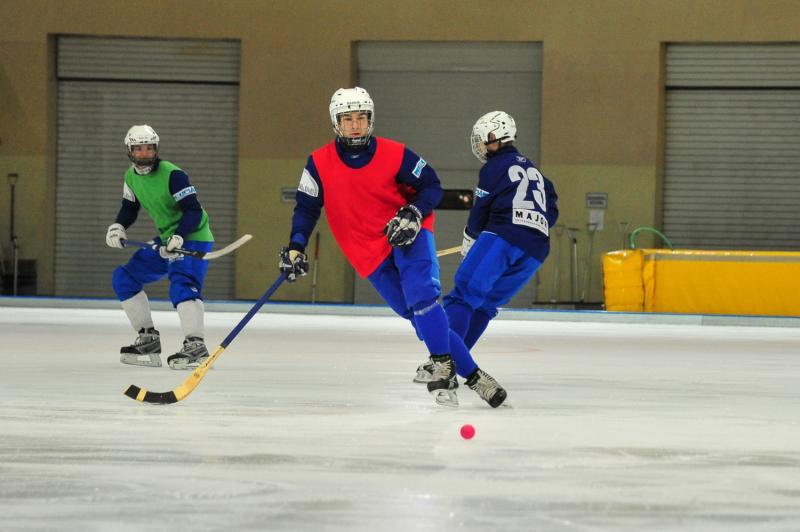 Дата дня: 80 лет назад стартовал первый чемпионат СССР по хоккею с мячом