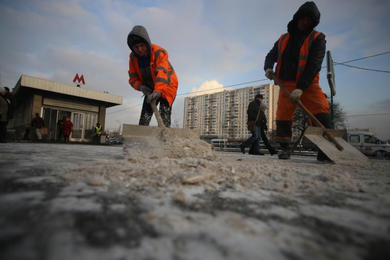 Затраты на уборку в Москве значительно ниже, чем в Хельсинки или Нью-Йорке