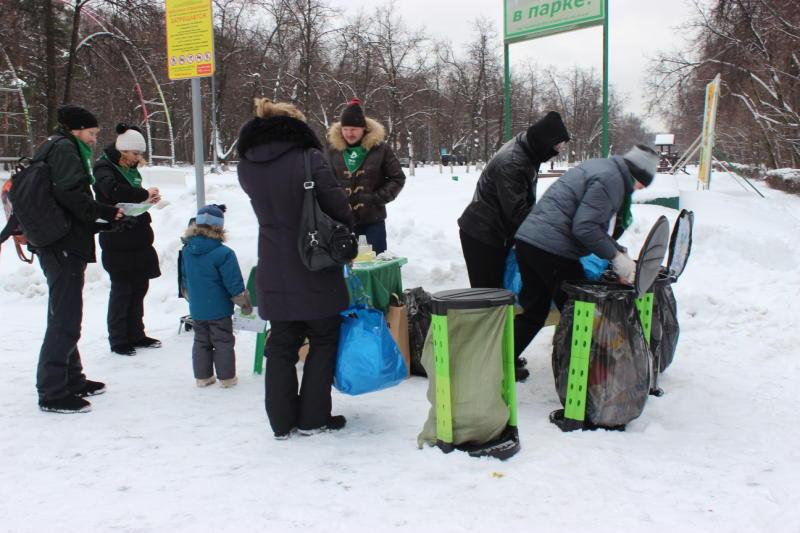 Обнародован список пунктов приема отходов в рамках акции «Раздельный сбор»