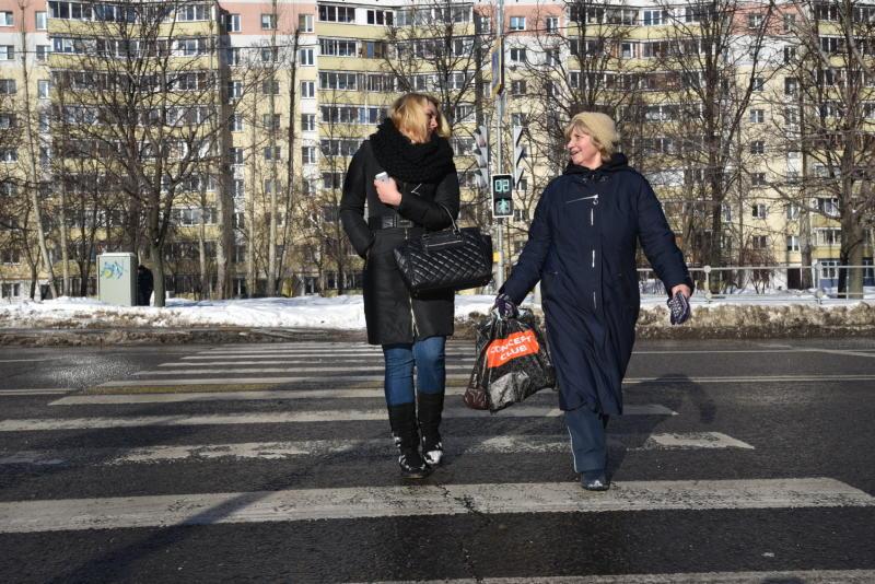 84% случаев травматизма из-за гололеда в Москве произошли на асфальтном покрытии