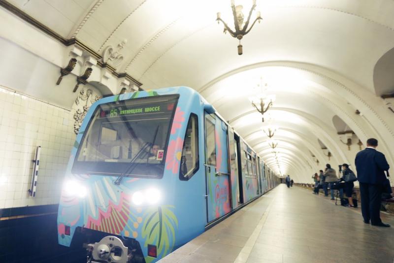 Участок «синей» ветки метро не будет работать 27 февраля