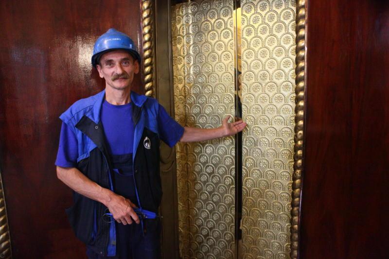 Лифты заменили в 17 жилых домах в 2015 году