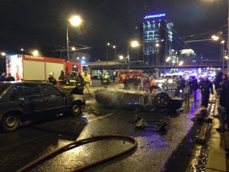 Расследование в отношении родственника виновника аварии на Крымском мосту завершено