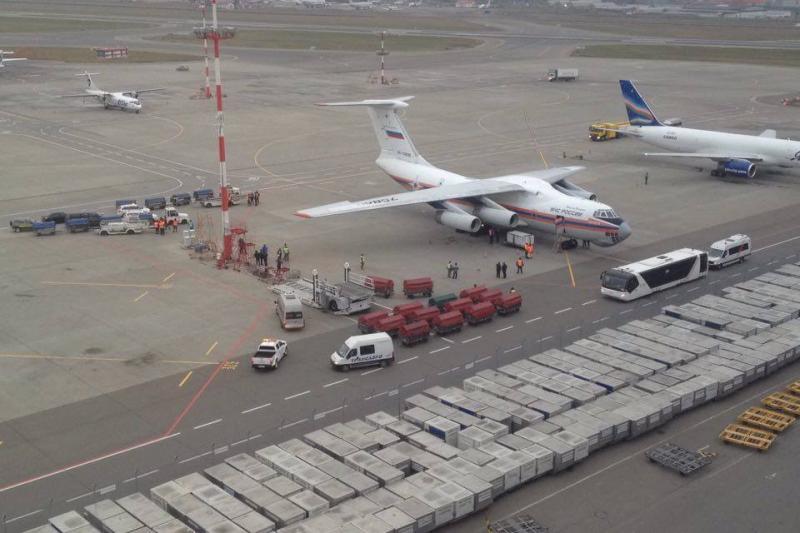 Самолет «Саратов – Москва» совершил вынужденную посадку