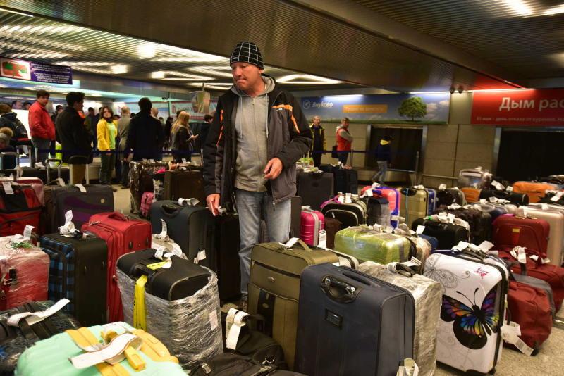 31-летний гражданин угрожал взорвать самолет в аэропорту Домодедово