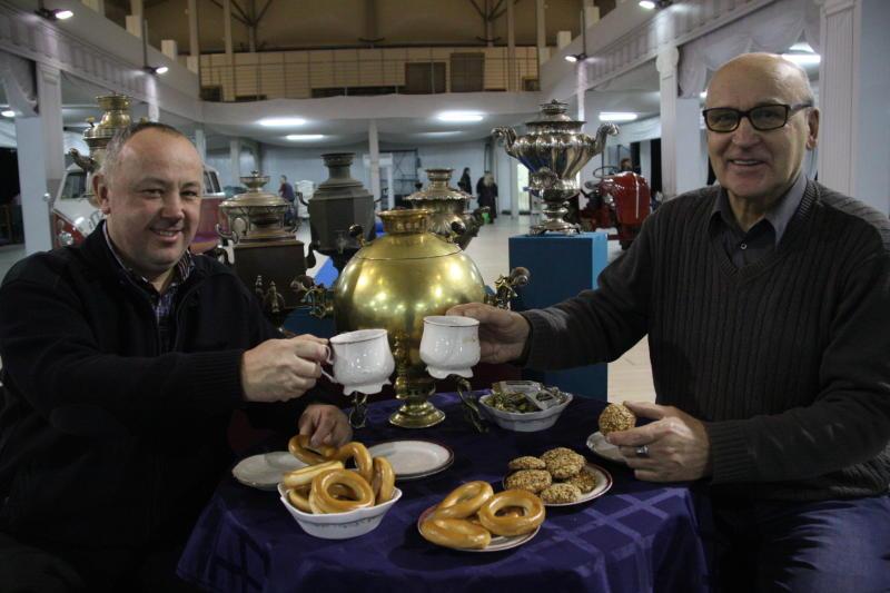 «Праздник чая» пройдет в Филимонковском