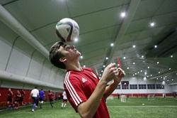 В Вороновском завершился окружной этап спартакиады по мини-футболу