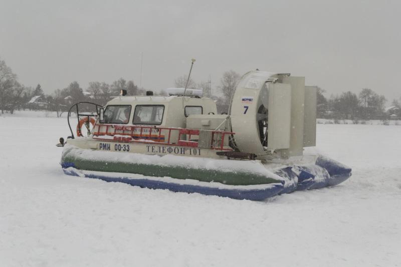 Поисково-спасательная станция появится в «Заречье»