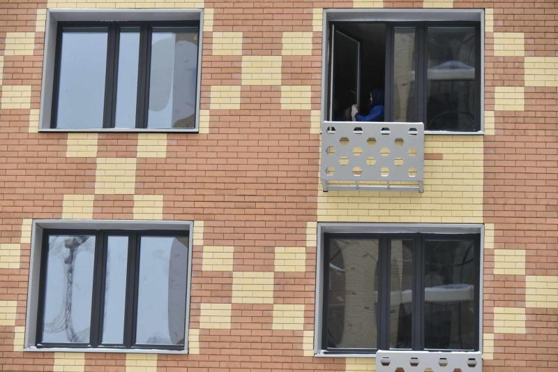 В Сосенском ввели в строй три жилых дома