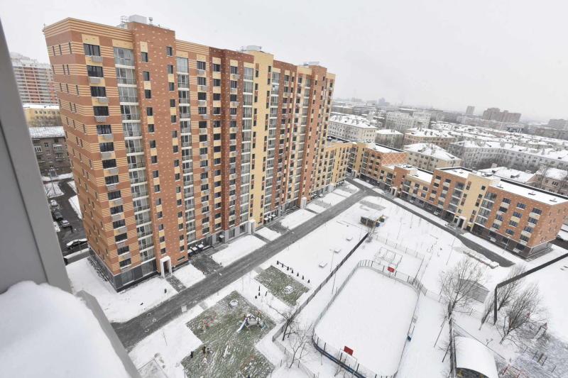 В феврале на новых территориях введут в строй более 300 «квадратов» жилья