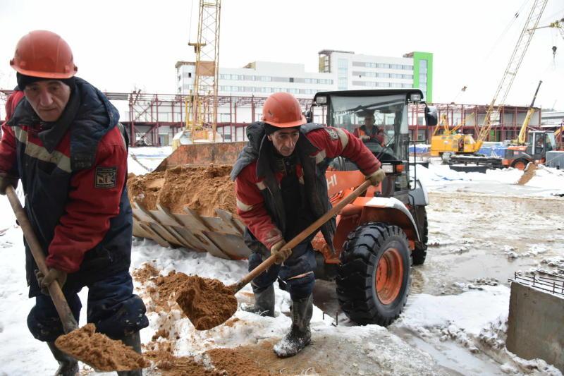 Новое здание школы № 2062 могут начать строить уже в мае 2016 года