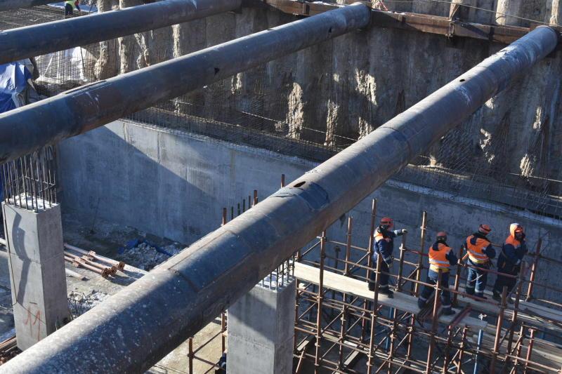 Власти города проведут переговоры с китайской компанией о строительстве метро