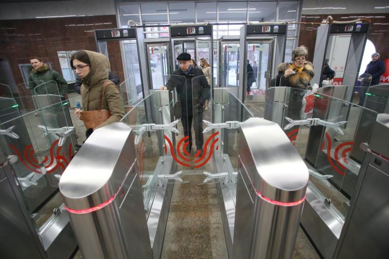 Вестибюли нескольких станций метро закроются на два дня