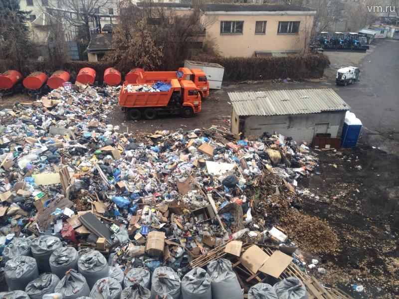 Столичный мусор будут утилизировать в других регионах