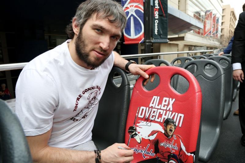 Александр Овечкин вошел в десятку лучших игроков в истории НХЛ