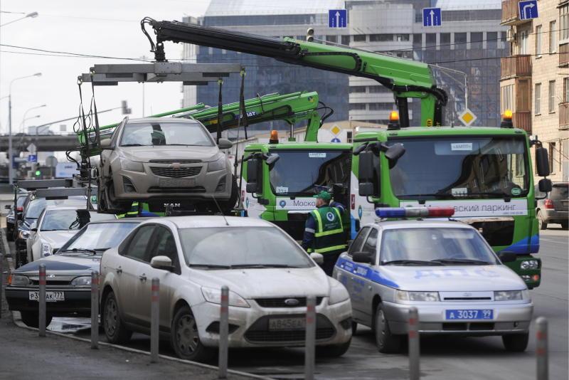 Автомобилисты один день не смогут оставить свои машины на ВДНХ