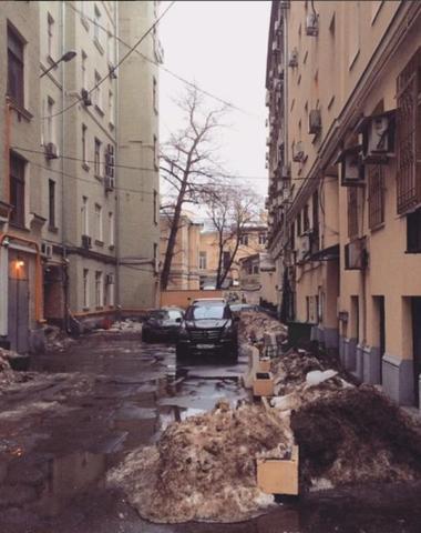Водителей предупредили об образовании ям на дорогах из-за оттепели
