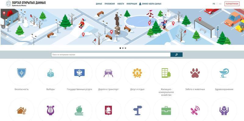 На портале открытых данных появился список аккредитованных вузов