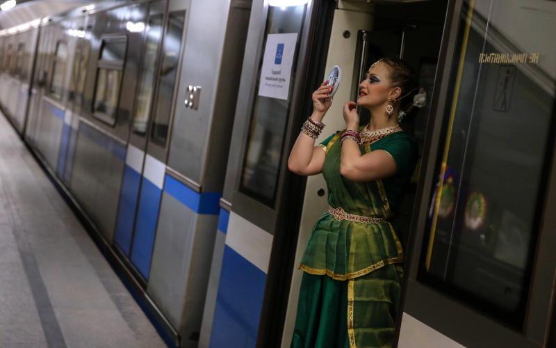 В Московском метрополитене установят зеркала
