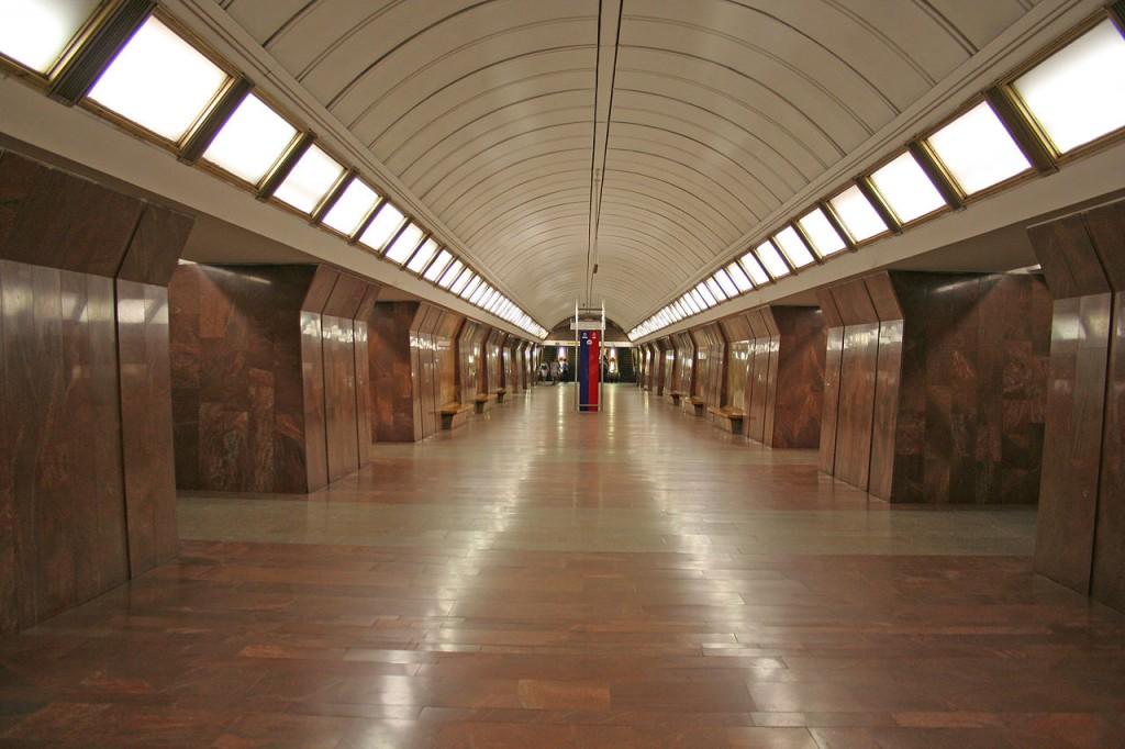 Участок «серой» ветки Московского метро закроют с 5 по 8 марта