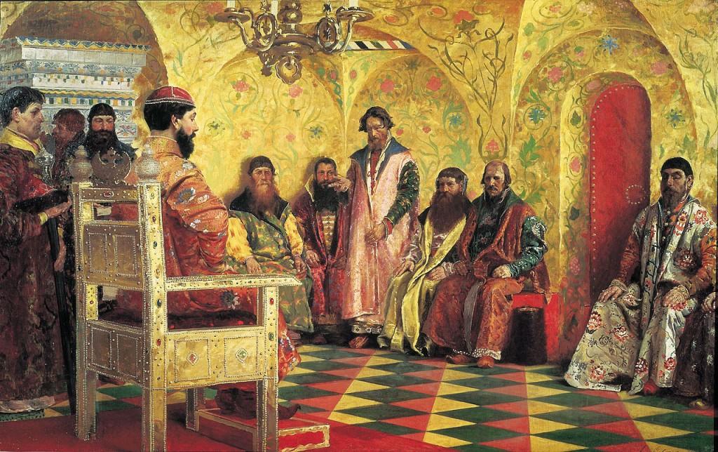 Дата дня: 3 марта 1613 года Михаил Федорович был выбран на царствование