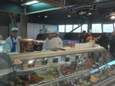 В Новой Москве задержаны продавцы нелегальной рыбы