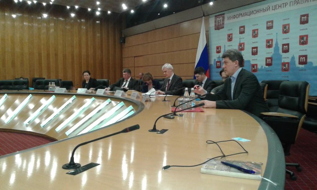 Количество преступлений в Москве снизилось на 10 процентов