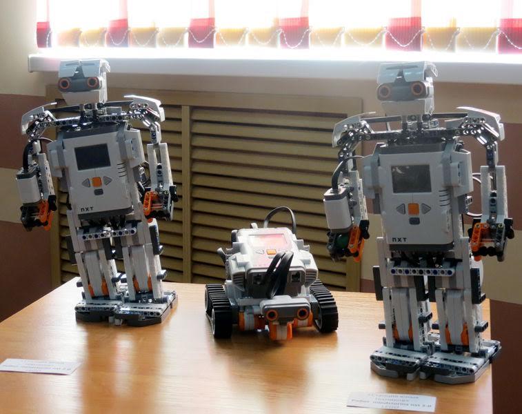 В Новой Москве прошел открытый урок робототехники
