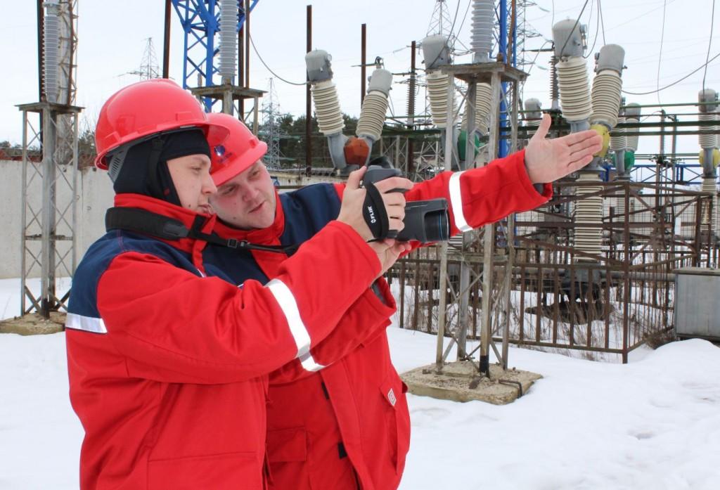 Энергетики провели тепловизионную диагностику подстанций Новой Москвы