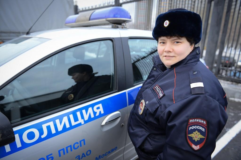 Полицейским Москвы выдадут портативные камеры