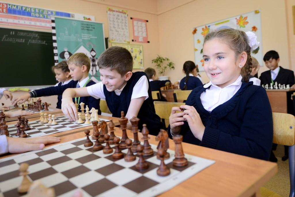 Школьники Новой Москвы сразятся в шахматном турнире