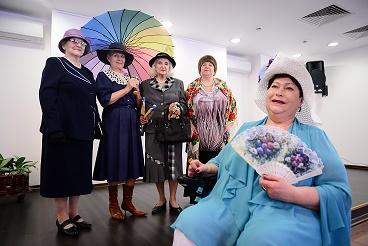 Старейших жительниц Ильичевки поздравят с 8 Марта