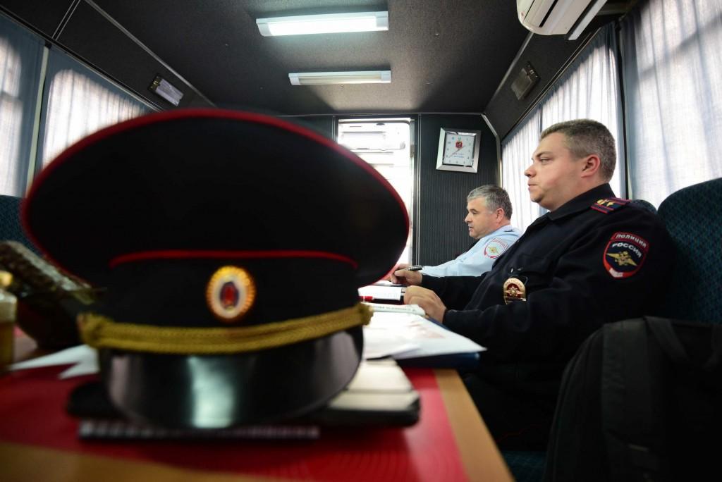 В автомобильной аварии на востоке Москвы погиб полицейский
