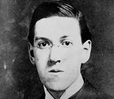 Лавкрафт - один из отцов литературных ужасов