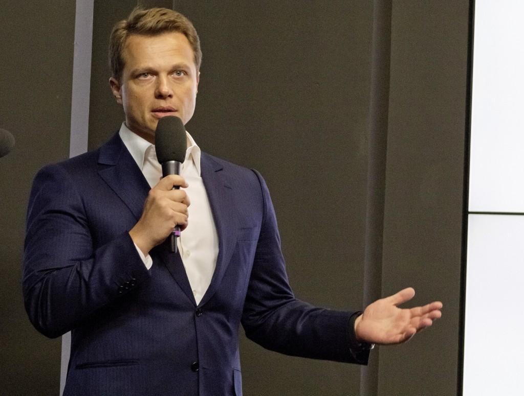 Максим Ликсутов предложил обновить категорию