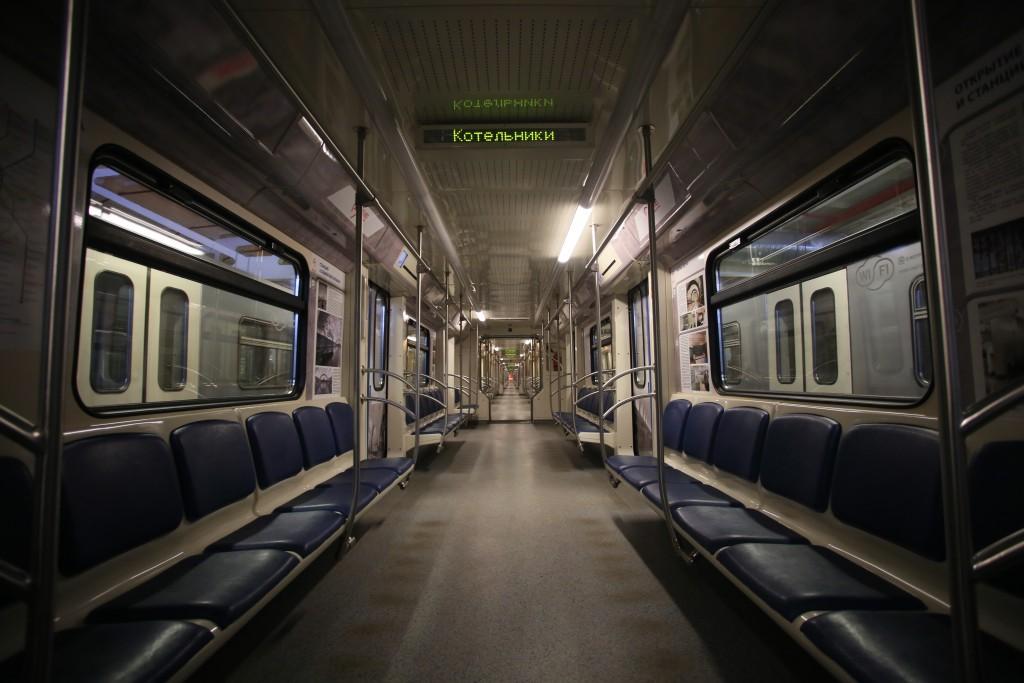 Столичное метро закупит свыше четырех тысяч литров антивандального средства
