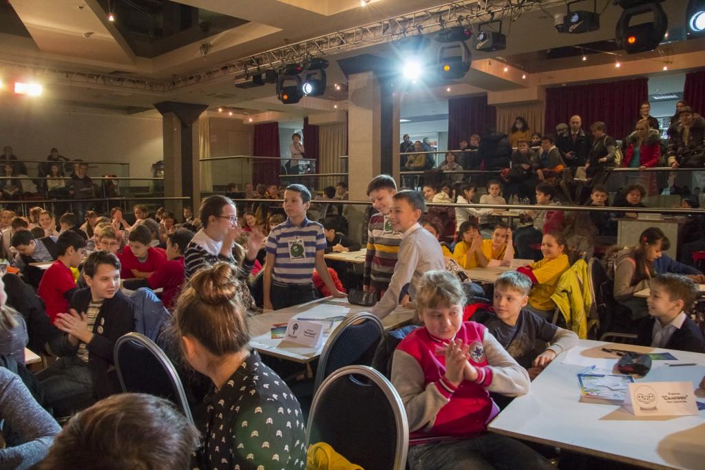 Педагоги и ученики двух поселений сыграли в квест-игру