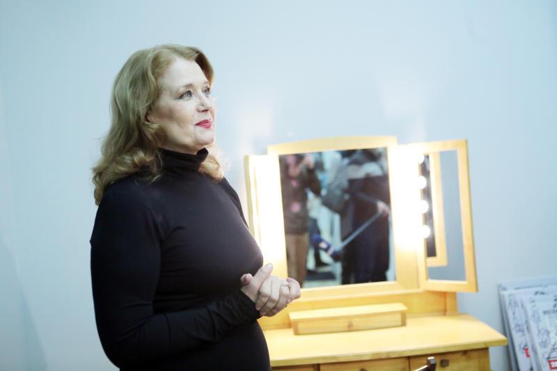 Фильмы с Ириной Алферовой покажут в Краснопахорском