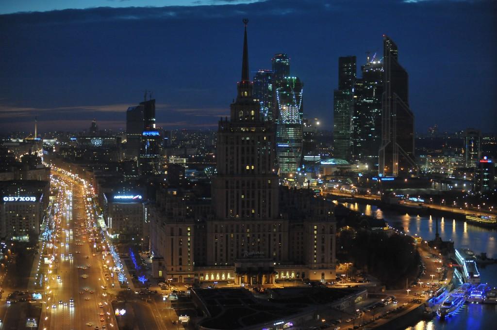 Час Земли: 19 марта в Москве отключат подсветку тысячи зданий